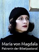 Maria von Magdala, Patronin der Bibelpastoral