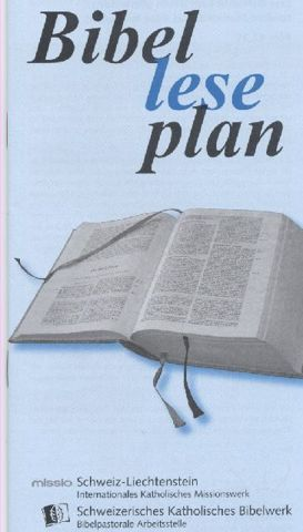 Bibelwerk Lesungen