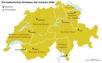 Bistümer Schweiz: Marco Zanoli sidonius 2007