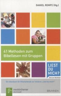 41 Methoden zum Bibellesen