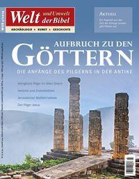 Titelseite WUB - Aufbruch zu den Göttern
