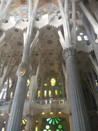 Säulenhalle Sagrada Família |  © kw
