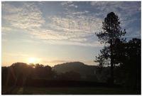 Sonnenaufgang |  © c.riedo