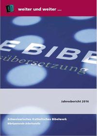 BW Jahresbericht 2016 Titel