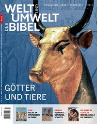 WUB 3/17 Götter und Tiere