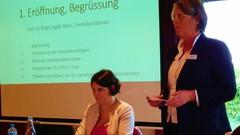 Eröffnung Birgit Jeggle-Merz (c) Veronika Bachmann