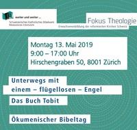 Ökumenische Bibeltag Tobit