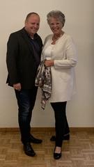 Thomas Schumacher und Birgit Jeggle-Merz