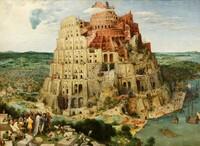 Pieter Bruegel, Turmbau zu Babel (1563)