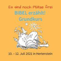 Bibel erzählt! 2021
