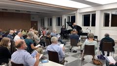 Abendprogramm mit Alexander Bayer und Michael Schlierf